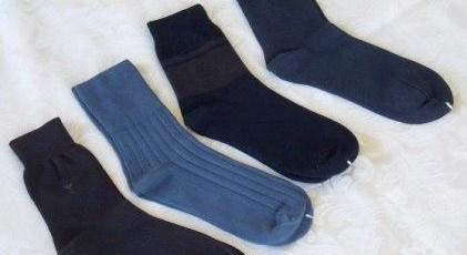 Nano-silver socks