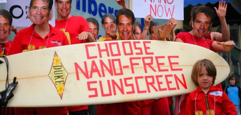 Hasselhoffs to Health Minister: Please regulate nano-sunscreens